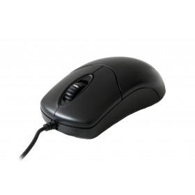 iTek ITM256C mouse USB 800 DPI Ambidestro Nero