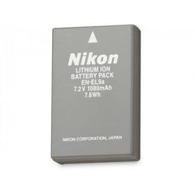 Nikon EN-EL9a Ioni di Litio 1080 mAh