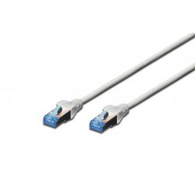 Digitus DK-1522-100 cavo di rete 10 m Cat5e F/UTP (FTP) Grigio