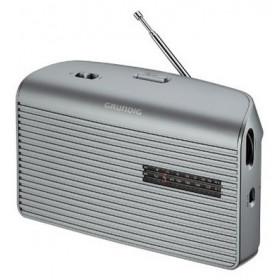 Grundig Music 60 Personale Analogico Argento radio