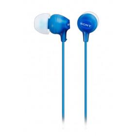 Sony Auricolare DINAMICO 9MM  NO MIC Azzurro