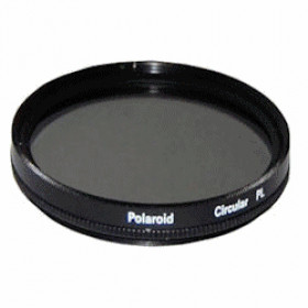 Polaroid CPL 55mm Circular polarising camera filter 55mm
