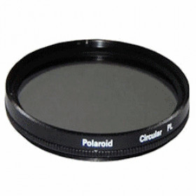 Polaroid CPL 58mm Circular polarising camera filter 58mm