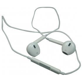 Mediacom M-ZHSP500 auricolare per telefono cellulare Stereofonico Bianco Cablato