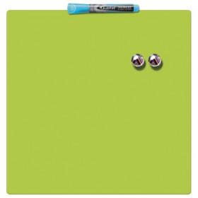 Rexel pannello magnetico verde 360x360mm