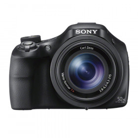 Sony Cyber-shot DSCHX400V, fotocamera bridge con zoom ottico 50x, 20.4 MP