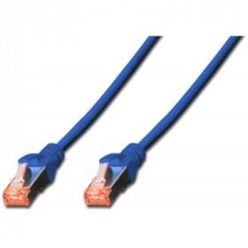 Digitus Cat6 S/FTP cavo di rete 5 m S/FTP (S-STP) Blu