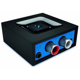 Logitech 980-000912 ricevitore audio bluetooth 20 m Nero