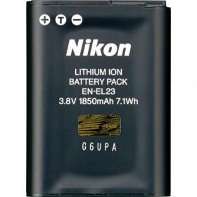Nikon EN-EL23 Batteria per fotocamera/videocamera Ioni di Litio 1850 mAh