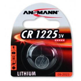 Ansmann 3V Lithium CR1225 Litio 3V batteria non-ricaricabile