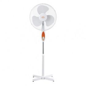 DCG Eltronic VE1620 TT 45W Arancione, Bianco ventilatore