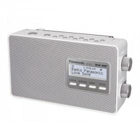 Panasonic RF-D10 radio Personale Digitale Bianco