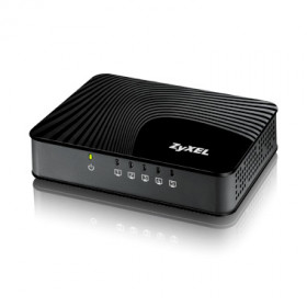 ZyXEL GS-105S v2 Gigabit Ethernet (10/100/1000) Nero