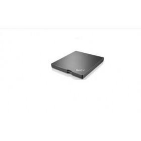 Lenovo ThinkPad UltraSlim USB DVD Burner lettore di disco ottico Nero DVD±RW