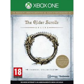 Bethesda The Elder Scrolls Online, Xbox One Basic Xbox One Inglese videogioco