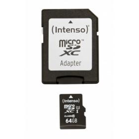 Intenso 64GB microSDXC 64GB MicroSDXC UHS Classe 10 memoria flash