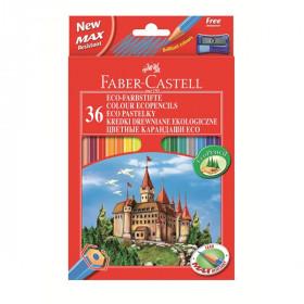 Faber-Castell Castle pastello colorato 36 pezzo(i)