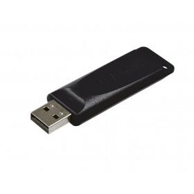 Verbatim Slider - Memoria USB da 16 GB - Nero