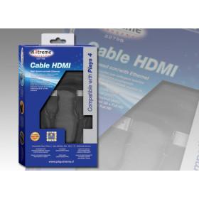 Xtreme 22796 HDMI HDMI Nero cavo HDMI