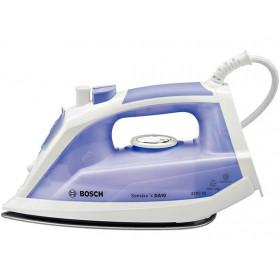Bosch TDA1022000 Palladio 2200W Porpora, Bianco ferro da stiro