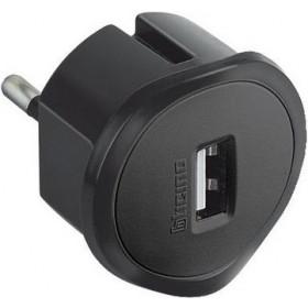 bticino S3625GU Interno Grigio caricabatterie per cellulari e PDA