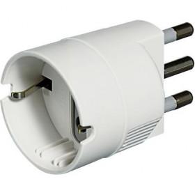 bticino S3624D Bianco adattatore per presa di corrente