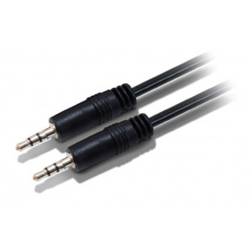 Equip 14708107 cavo audio 2,5 m 3.5mm Nero