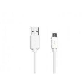 SBS TECABLEMICROW cavo USB 1 m Micro-USB B USB A Bianco