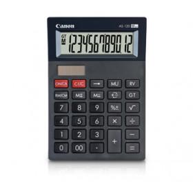 Canon AS-120 Scrivania Calcolatrice con display Nero calcolatrice
