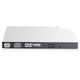 Hewlett Packard Enterprise 9.5mm SATA DVD-RW JackBlack Gen9 Optical Drive lettore di disco ottico Interno Nero, Grigio DVD Super Multi DL