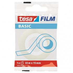 TESA Basic 33m Trasparente 1pezzo(i) cancelleria e nastro adesivo per ufficio