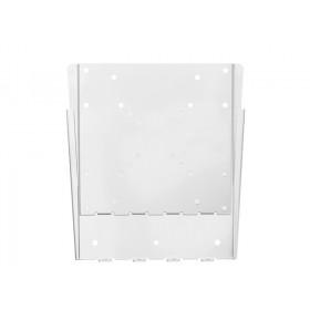 """ITB MB6054 supporto da parete per tv a schermo piatto 101,6 cm (40"""") Bianco"""