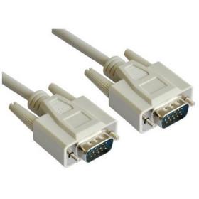 Nilox 5m VGA cavo VGA VGA (D-Sub) Grigio
