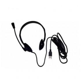Nilox NX120600101 Stereofonico Padiglione auricolare Nero cuffia e auricolare