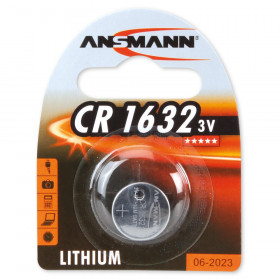 Ansmann 1516-0004 household battery Single-use battery CR1632 Litio 3 V
