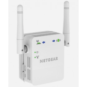 Netgear WN3000RP Network transmitter & receiver Bianco