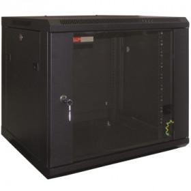 WP WPN-RWB-12605-B rack 12U Da parete Nero