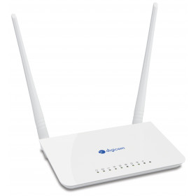 Digicom REW4GW30-T04 router wireless Dual-band (2.4 GHz/5 GHz) Fast Ethernet 3G 4G Bianco