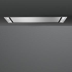 Falmec Stella Integrato a soffitto Acciaio inossidabile