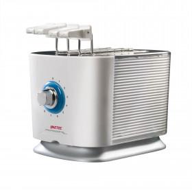 Imetec TS 600 tostapane 2 fetta/e Argento, Bianco 600 W