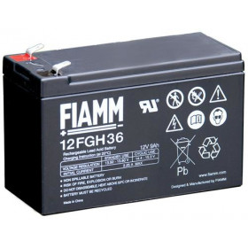 Tecnoware EACPE12V9AFIFGH batteria UPS Acido piombo (VRLA) 12 V 9 Ah