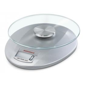 Soehnle Roma Silver Bilancia da cucina elettronica Argento