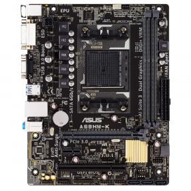 ASUS A68HM-K scheda madre Socket FM2+ Micro ATX AMD A68