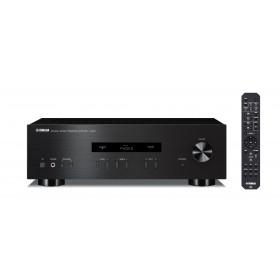 Yamaha A-S201 2.0 canali Casa Nero