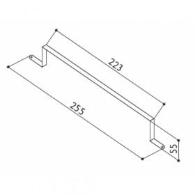 FABER S.p.A. 112.0157.305 accessorio per cappa Kit di montaggio