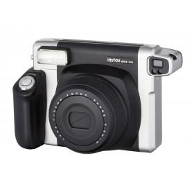 Fujifilm Instax Wide 300 62 x 99mm Nero, Argento fotocamera a stampa istantanea