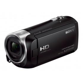 Sony HDRCX405, Sensore CMOS Exmor R, Videocamera palmare Nero Full HD