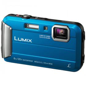 "Panasonic Lumix DMC-FT30 Fotocamera compatta 16.1MP 1/2.33"" CCD 4608 x 3456Pixel Blu"