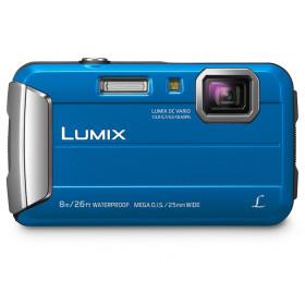 "Panasonic Lumix DMC-FT30 Fotocamera compatta 16,1 MP CCD 4608 x 3456 Pixel 1/2.33"" Blu"