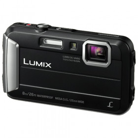"Panasonic Lumix DMC-FT30 Fotocamera compatta 16.1MP 1/2.33"" CCD 4608 x 3456Pixel Nero"